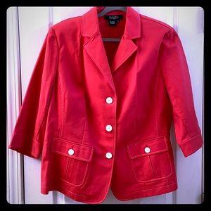 BOGO Peck & Peck 3/4 sleeve jacket